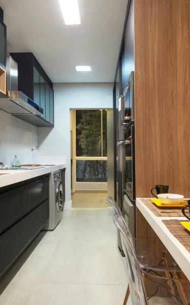 Praca Araucarias-Cozinha